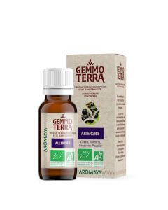 Gemmo Terra Allergies Bio 30 ml