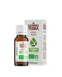 Gemmo Terra Bouleau Bio 30 ml