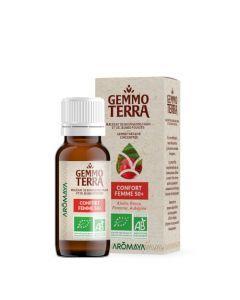 Gemmo Terra Confort Femme 50+ Bio 30 ml
