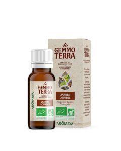 Gemmo Terra Jambes Lourdes Bio 30 ml
