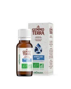 Gemmo Terra Myrtillier Bio 30 ml