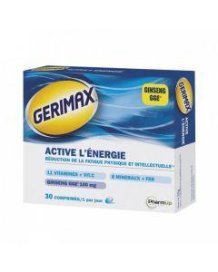Merck Gerimax Active l'Énergie 30 Comprimés