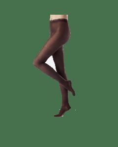 Gibaud La Femme Opacité Collants de Contention Bordeaux Taille 1