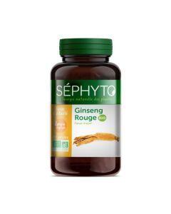 Séphyto Tonus & Vitalité Ginseng Rouge Bio 200 Gélules