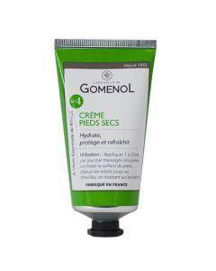 Gomenol Crème Pieds Sec Tube 75ml