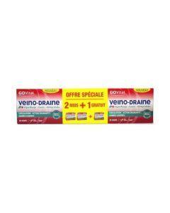GoVital Veino-Draine Lot 3x30 Comprimés