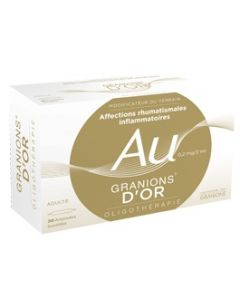 Granions d'Or 0,2mg/ 2ml 30 ampoules