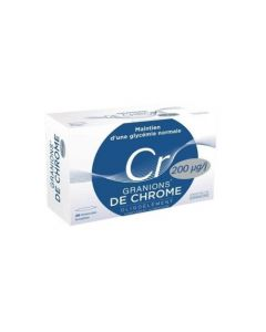 Granions Granions de Chrome 200 µg 30 ampoules