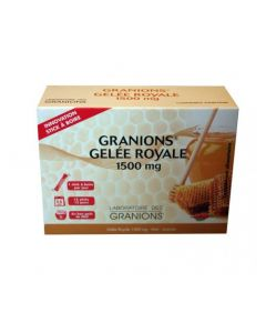 Granions Gelée Royale 1500mg 15 Sticks