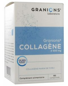 Granions collagène 2500mg  60 comprimés