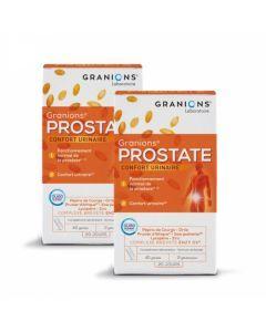 Granions Prostate Confort Urinaire 40 gélules x 2