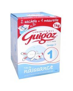 Guigoz 1 1er Âge Bag In Box 1000g