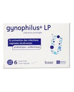 Gynophilus LP Comprimés Vaginaux x6