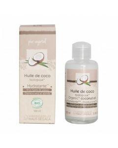 Haut-Ségala Huile Végétale Coco Bio 100ml