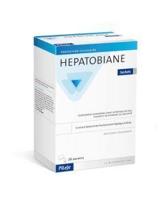 Pileje Hepatobiane 20 sachets 10 g
