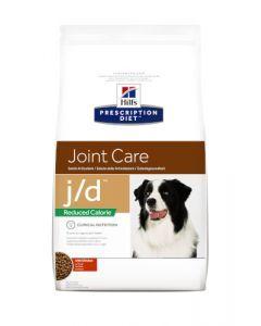 Hill's Prescription Diet J/D Reduced Calorie pour Chien 12kg