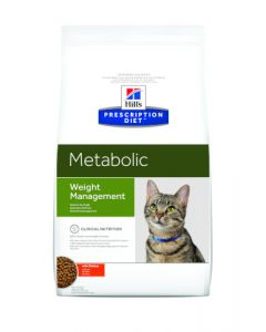 Hill's Prescription Diet Metabolic pour Chat 4kg
