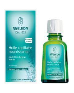 Weleda Huile Capillaire Nourrissante 50ml