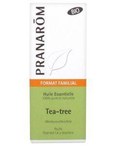 Pranarôm Huile Essentielle Bio Tea-Tree Format Familial 30ml