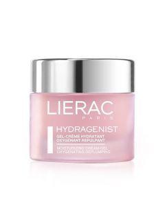 Lierac Hydragenist Gel Crème Hydratant, Oxygénant, Repulpant 50ml