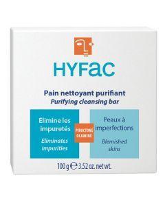 Hyfac Pain Nettoyant Purifiant 100g