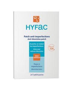Hyfac Patch Anti Imperfection 2 Sachets de 15 Patchs