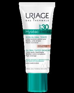 Uriage Hyséac 3-Régul Soin Global Teinté SPF50+ 40ml