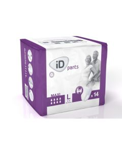 iD Pants Maxi Taille L 14 Protections
