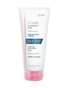 Ducray Ictyane Lait Hydratant Protecteur Corps 200ml