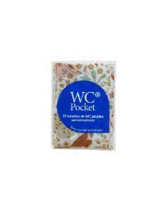 WC Pocket 10 Lunettes de Wc Jetables