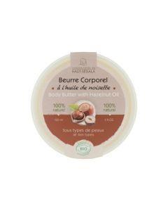 Haut-Ségala Beurre Corporel À La Noisette Bio 120ml