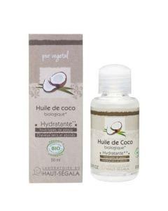Haut-Ségala Huile Végétale Coco Bio 50ml
