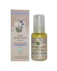 Haut-Ségala Huile Végétale Bourrache Bio 50ml