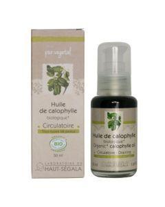 Haut-Ségala Huile Végétale Calophylle Bio 50ml