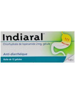 Indiaral gélule 2 mg