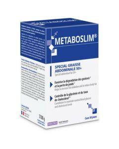 Ineldea Metaboslim Graisse Abdominale 50+ 90 Gélules