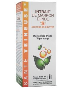 "Intrait Marron d'Inde ""S"" 90 ml"