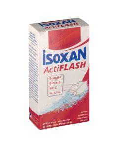 Isoxan Actiflash 28 Comprimés Effervescents