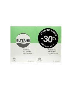 Jaldes Elteans Capsules d'Acide Gras Lot de 2x60 Capsules