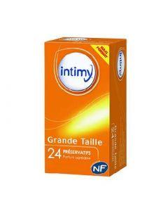 Intimy Préservatifs Grande Taille 24 Unités