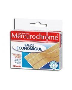 Mercurochrome Bande à Découper Economique X10