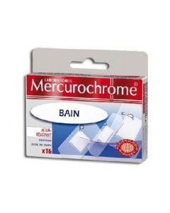 Mercurochrome Pansements Bain X16