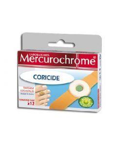 Mercurochrome Pansements Coricide 12 Unités