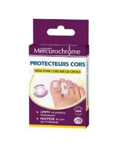 Mercurochrome Protecteurs Cors 18 Protections