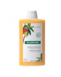 Klorane Shampoing Nutrition à la Mangue 400ml