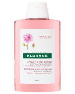 Klorane Capillaire Shampooing à la Pivoine 400ml