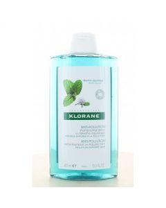 Klorane Capillaire Shampooing à la Menthe aquatique 400 ml