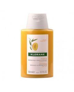 Klorane Capillaire Shampooing au Beurre de Mangue 100ml