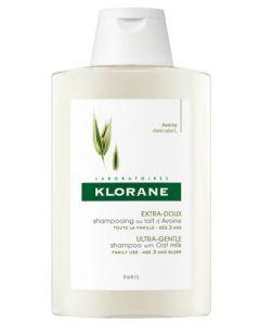 Klorane Capillaire Shampooing au Lait d'Avoine 400ml