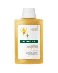 Klorane Capillaire Shampooing Cire d'Ylang-Ylang 200ml